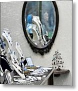 Boutique Metal Print by JAMART Photography