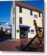 Bowen's Wharf Newport Rhode Island Metal Print
