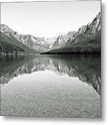 Bowman Lake - Glacier National Park 2 Metal Print