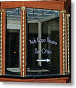 Box Office Metal Print