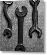 Box Wrench Metal Print