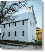 Boxley Community Center Metal Print