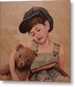 Boy And Bear  Metal Print