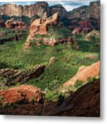 Boynton Canyon 05-942 Metal Print