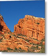 Boynton Canyon Red Rock Secret Metal Print