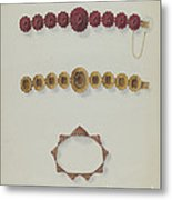 Bracelet Metal Print