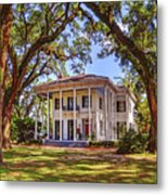 Bragg Mitchell House In Mobile Alabama Metal Print
