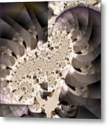 Brain Stem Metal Print