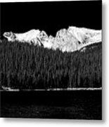 Brainard Lake - Indian Peaks Metal Print