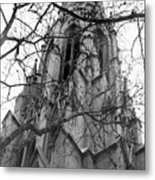 Branches Of Faith Metal Print