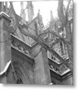 Branches Of Prayer Metal Print