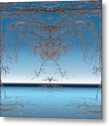 Branching Outward Metal Print