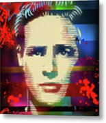 Brando Odyssey Metal Print