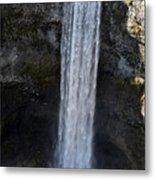 Brandywine Falls Whistler Metal Print