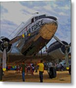 Branson Airshow 2009 Metal Print