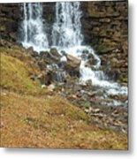 Branson Waterfall 4 Metal Print