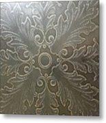 Brass Masterpiece Metal Print