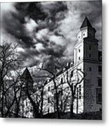 Bratislava Castle Metal Print