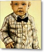 Brayden Christopher Stratton Metal Print