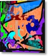 Break Free Metal Print