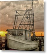 Break Of Dawn Metal Print