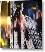 Break On Through To The Other Side Metal Print
