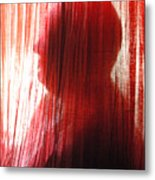 Break Through 04 - Other Side Profile Metal Print