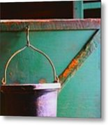 Breakfast Metal Print