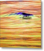 Breaking Swell Two  Metal Print