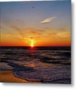 Breaking The Horizon 2 412 Metal Print