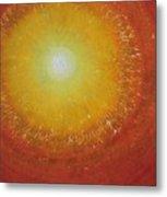 Breakthrough Original Painting Metal Print