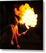 Breath Of Fire Metal Print