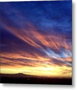 Breathless Metal Print by Tracy Evans