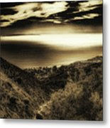 Breathless View Metal Print