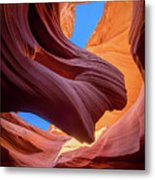 Breeze Of Sandstone Metal Print