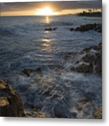 Brenneke Sunset Metal Print