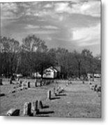 Brentway-cemetery Metal Print