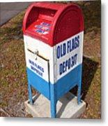 Brevard Veterans Memorial Center On Merritt Island Florida Metal Print