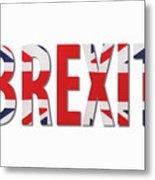 Brexit Metal Print