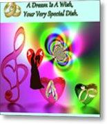 Brian Exton Symphony Of Love  Bigstock 164301632   2991949  231488  12779828 Metal Print