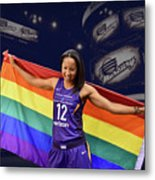 Briann January Lgbt Pride 2 Metal Print