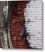 Bricked In Metal Print by Tim Good