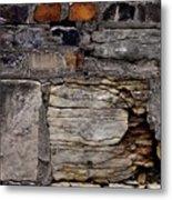 Bricks And Blocks Metal Print by Tim Good