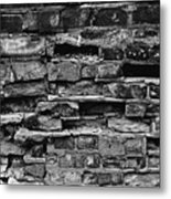 Bricks And Mortar Metal Print by Tim Good