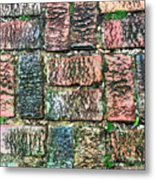 Brickwork#1 Metal Print