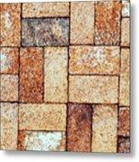 Brickwork#2 Metal Print