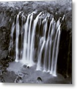 Bridal Veil Falls - Havasu Canyon Arizona C. 1900 Metal Print