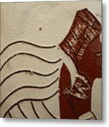 Bride 10 - Tile Metal Print