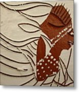 Bride 11 - Tile Metal Print