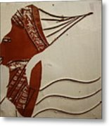 Bride 3 - Tile Metal Print